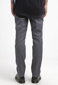 Dickies - WORK PANT - Chinot - charcoal grey - 2