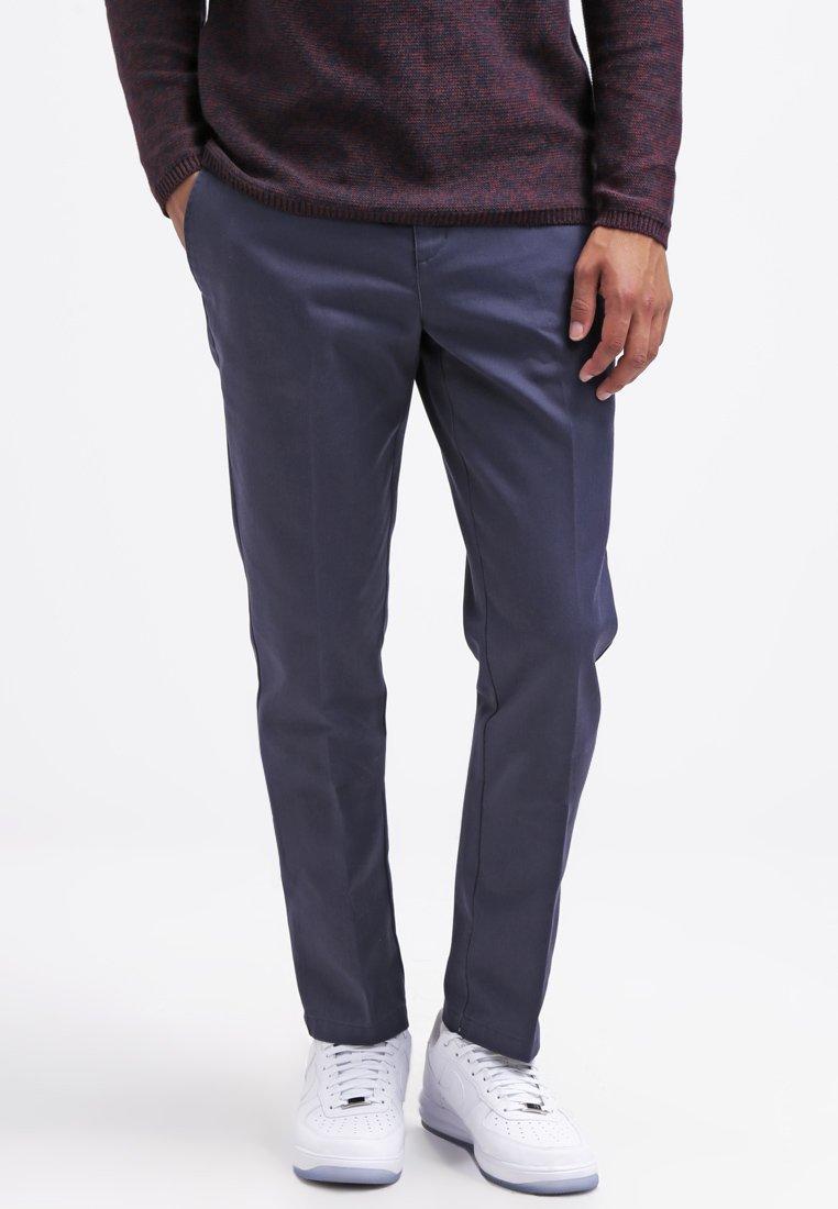 Dickies - WORK PANT - Chinot - navy blue
