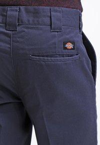 Dickies - WORK PANT - Chinot - navy blue - 5