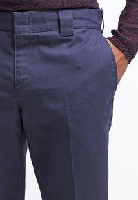 Dickies - WORK PANT - Chinot - navy blue - 4