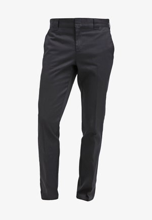 872 SLIM FIT WORK PANT - Chino - black