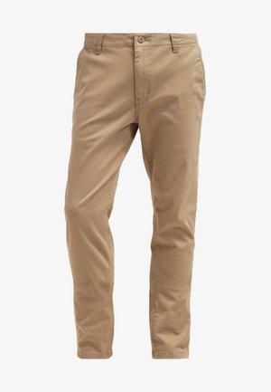 KERMAN  - Chino kalhoty - khaki
