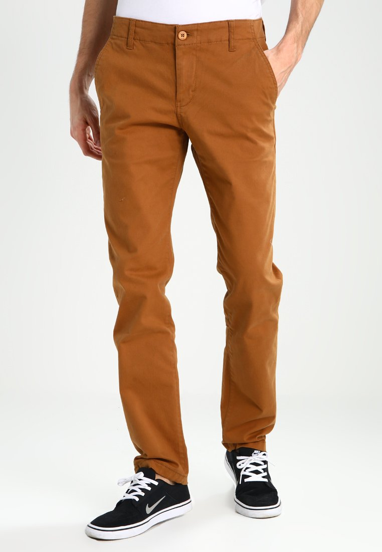 Dickies - KERMAN  - Chino - brown duck