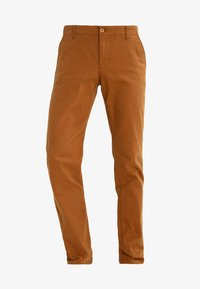 Dickies - KERMAN  - Chino - brown duck - 5