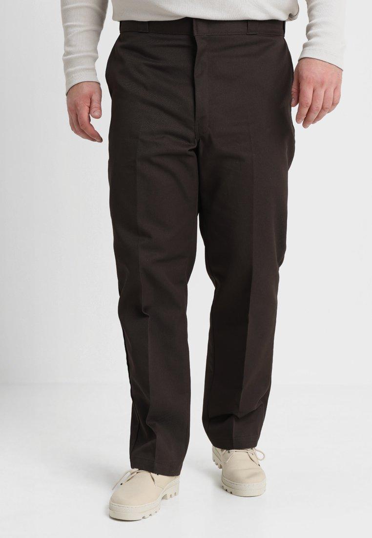 Dickies - ORIGINAL 874® WORK PANT - Chino - dark brown