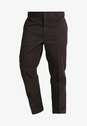 ORIGINAL 874® WORK PANT - Chinos - dark brown