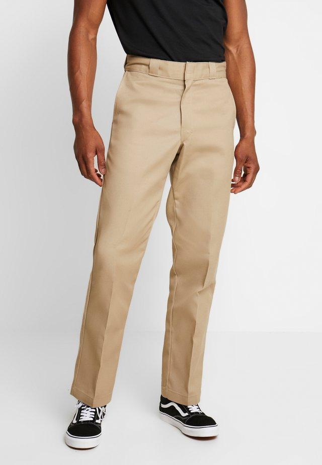 ORIGINAL 874® WORK PANT - Spodnie materiałowe - beige