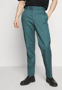 Dickies - ORIGINAL 874® WORK PANT - Spodnie materiałowe - lincoln green - 0
