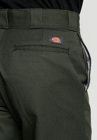 Dickies - ORIGINAL 874® WORK PANT - Broek - olive green - 4