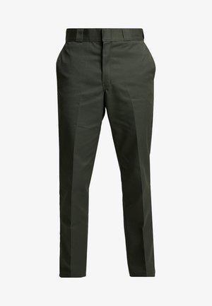 ORIGINAL 874® WORK PANT - Stoffhose - olive green