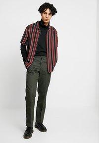 Dickies - ORIGINAL 874® WORK PANT - Pantalon classique - olive green - 1