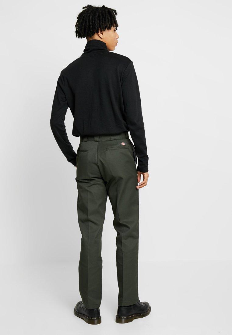 Dickies Green 874® Olive PantPantalon Original Work Classique wNmnv80O