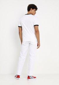 Dickies - 873 STRAIGHT WORK PANT - Broek - white - 2