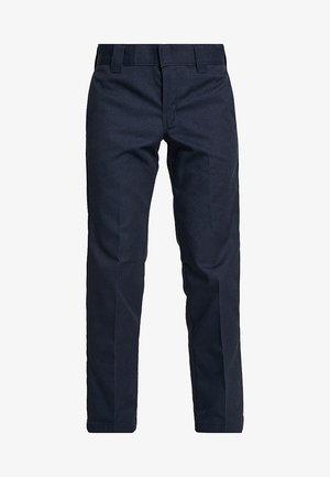 WORK PANT - Pantalon classique - dark navy
