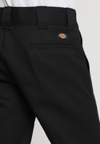 Dickies - WORK PANT - Tygbyxor - black - 5