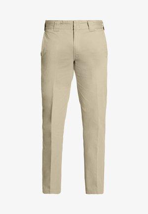 VANCLEVE - Chino kalhoty - khaki