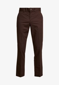 Dickies - INDUSTRIAL - Pantalon classique - chocolate brown - 3