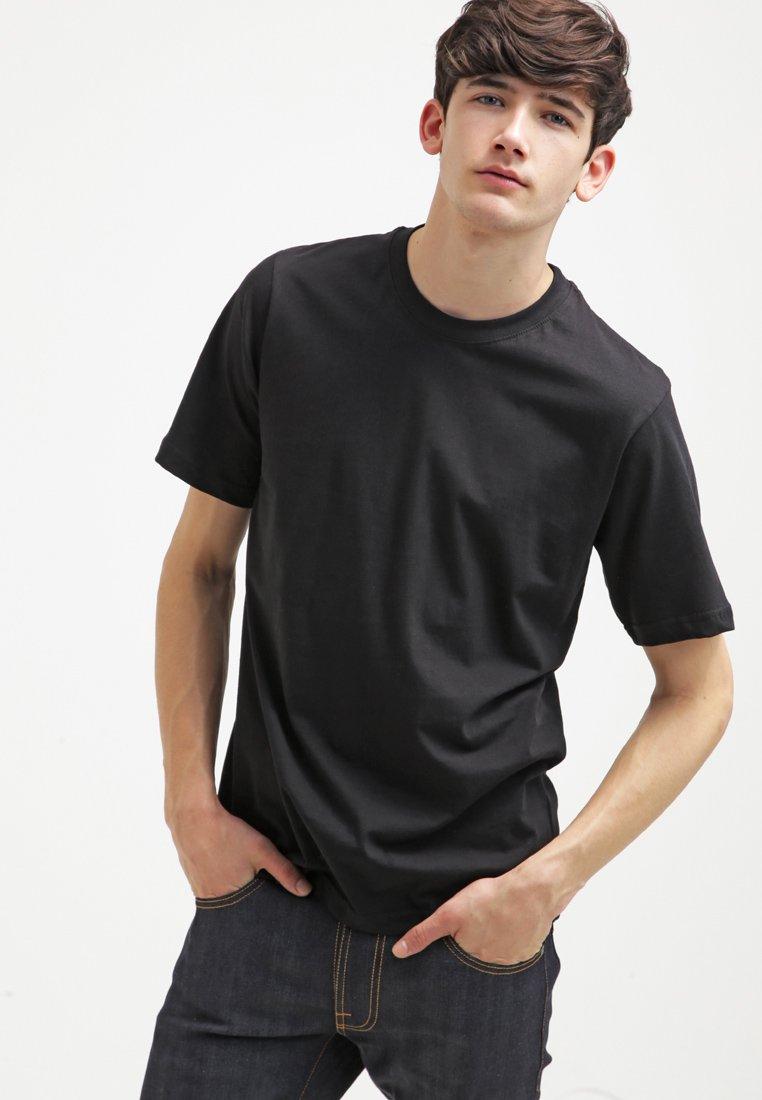 Dickies 3 PACK - T-shirt basic - schwarz/grau/weiß