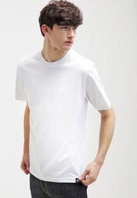 Dickies - 3 PACK - Jednoduché triko - schwarz/grau/weiß - 3