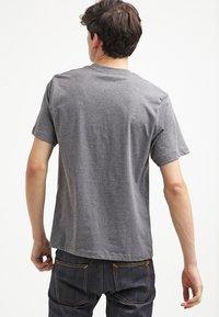 Dickies - 3 PACK - Jednoduché triko - schwarz/grau/weiß - 2