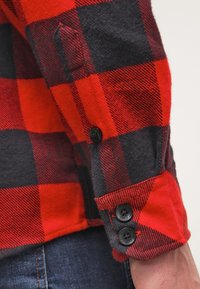 Dickies - SACRAMENTO - Overhemd - red - 4