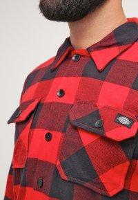 Dickies - SACRAMENTO - Overhemd - red - 3