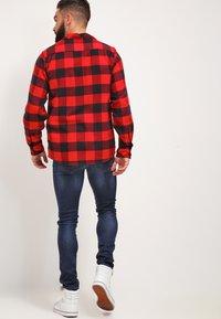 Dickies - SACRAMENTO - Overhemd - red - 2