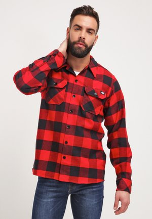 SACRAMENTO - Overhemd - red