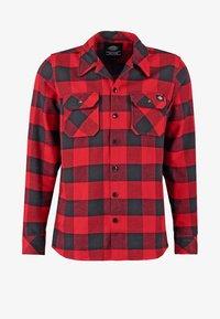 Dickies - SACRAMENTO - Overhemd - red - 5