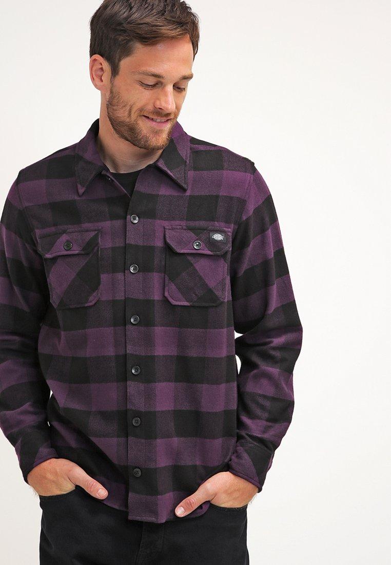 Dickies - SACRAMENTO - Shirt - plum