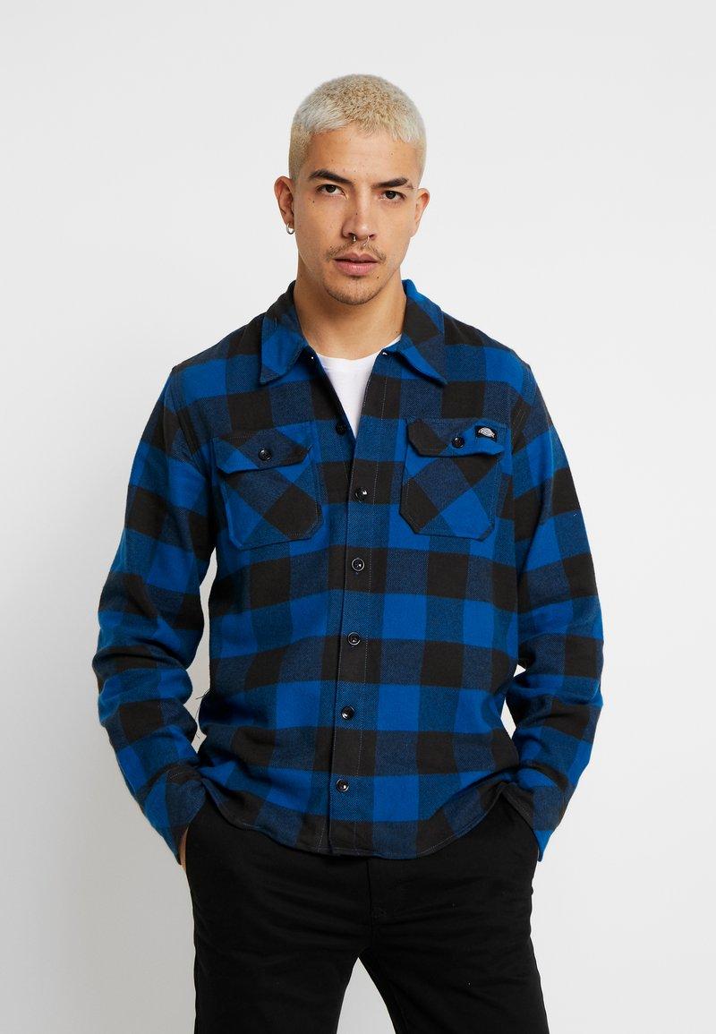 Dickies - SACRAMENTO - Camicia - blue