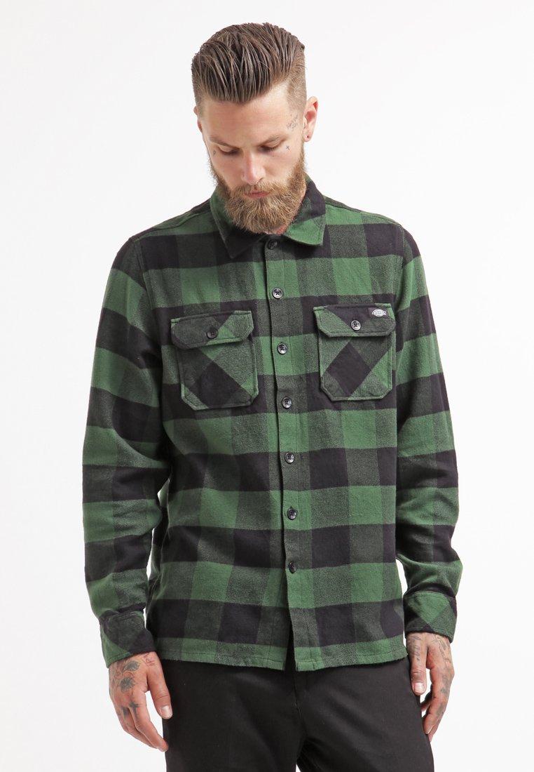 Dickies - SACRAMENTO - Shirt - pine green