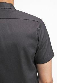 Dickies - SHORT SLEEVE WORK - Overhemd - black - 5