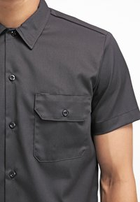 Dickies - SHORT SLEEVE WORK - Overhemd - black - 4