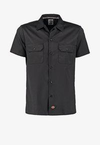 Dickies - SHORT SLEEVE WORK - Overhemd - black - 6