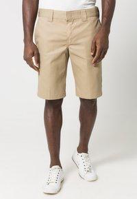 Dickies - SLIM STRAIGHT WORK - Shorts - khaki - 1