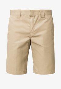 Dickies - SLIM STRAIGHT WORK - Shorts - khaki - 4