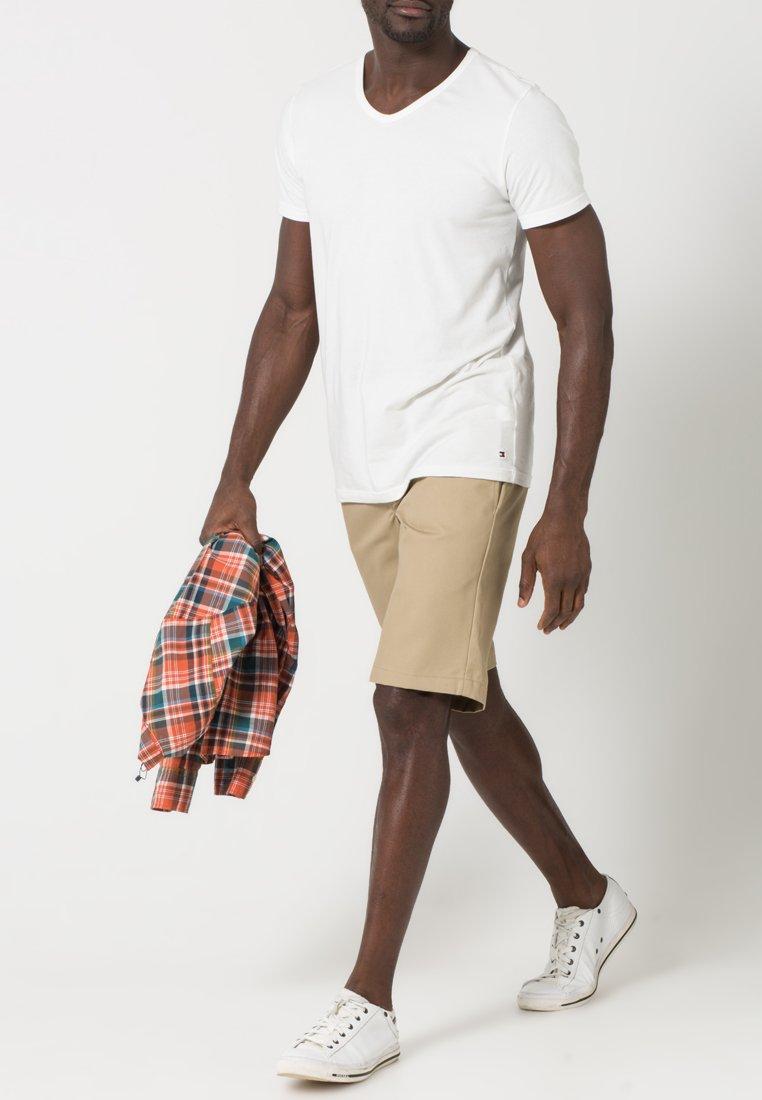 Dickies - SLIM STRAIGHT WORK - Shorts - khaki