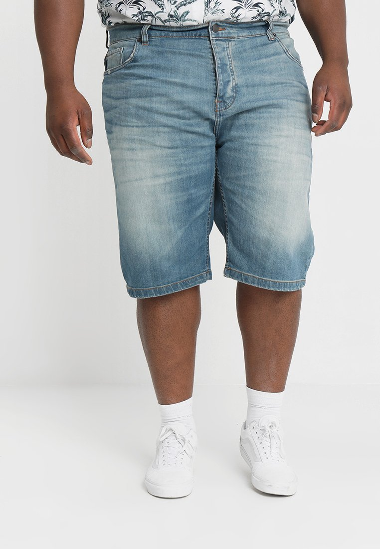 Dickies - PENSACOLA - Jeans Shorts - light blue