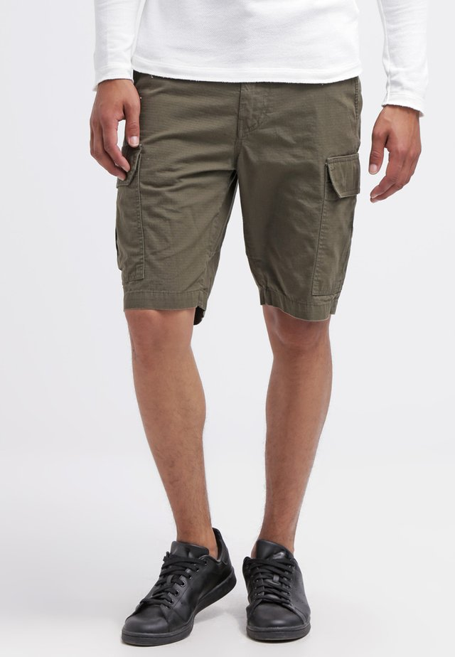 NEW YORK - Shorts - dark olive