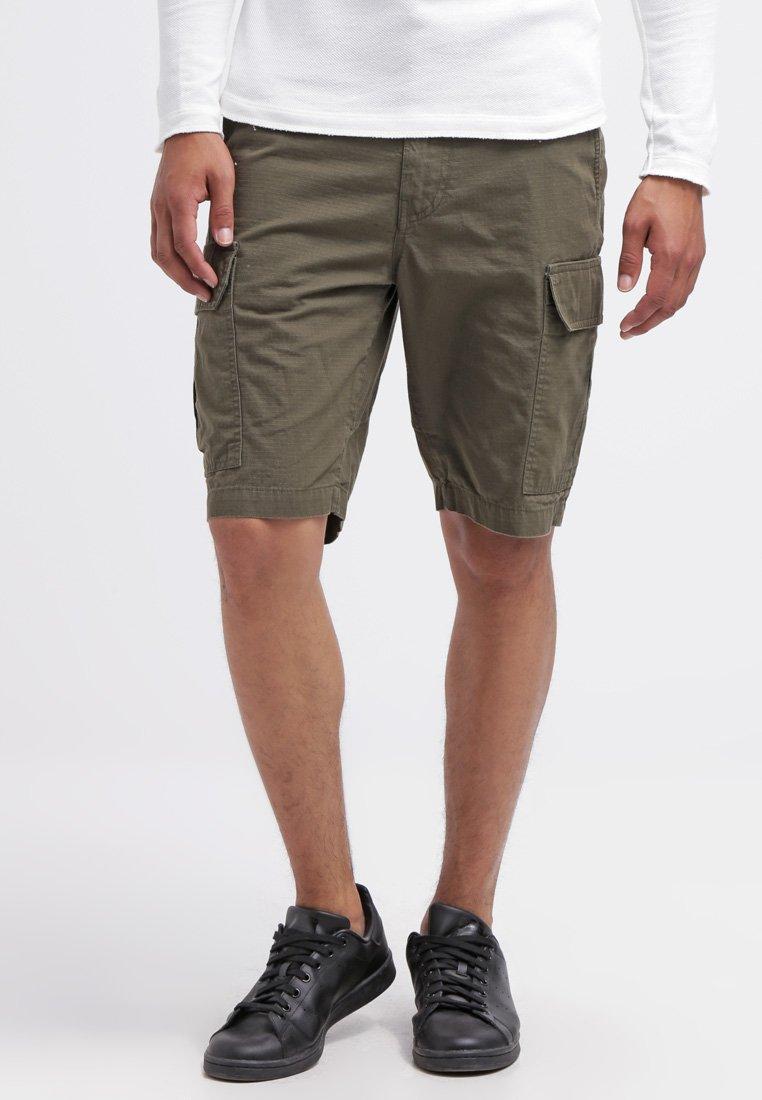 Dickies - NEW YORK - Shorts - dark olive