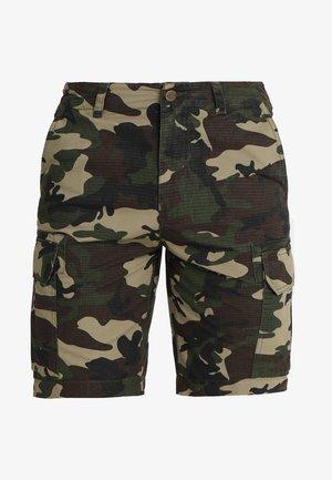 NEW YORK - Shorts - olive/beige/dark green