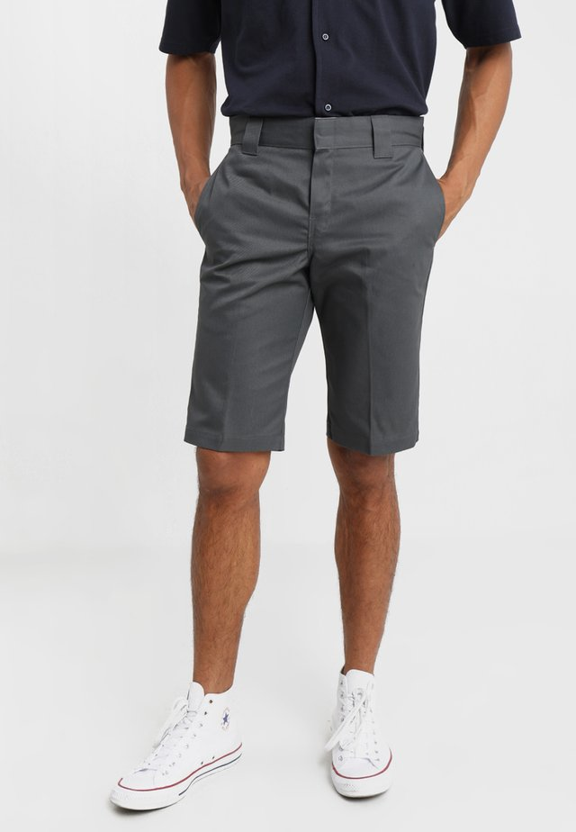 WORK  - Shorts - charcoal