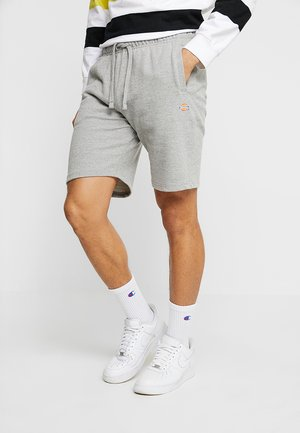 GLEN COVE - Tracksuit bottoms - gray melange