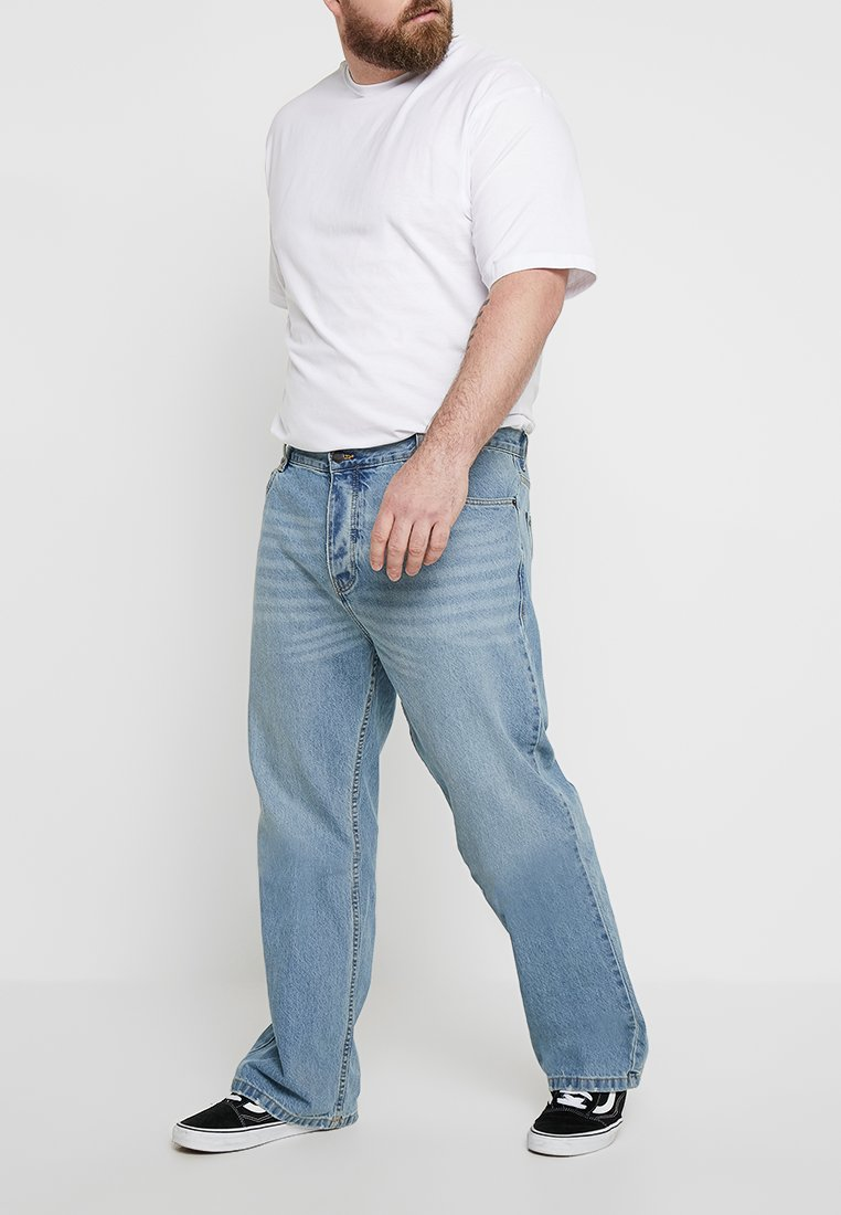 Dickies - PENSACOLA - Jeans Straight Leg - light bleach