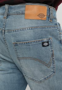 Dickies - PENSACOLA - Jeans relaxed fit - light blue - 5