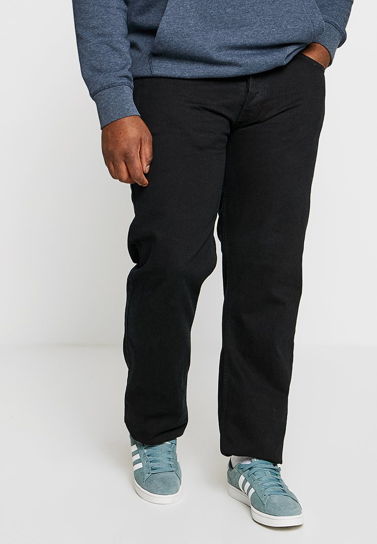 Dickies - MICHIGAN - Straight leg jeans - black