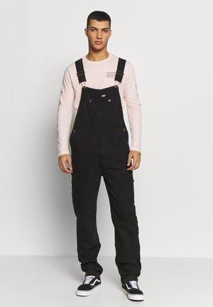 VALDOSTA - Jeans relaxed fit - black