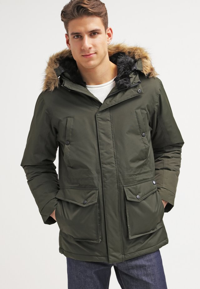 CURTIS - Winterjacke - olive green