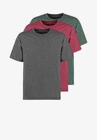 Dickies - HASTINGS 3 PACK - T-shirt basique - multicoloured - 5
